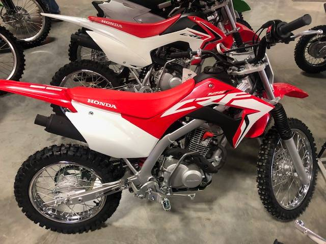 2020 Honda CRF125F in Bessemer, Alabama - Photo 1