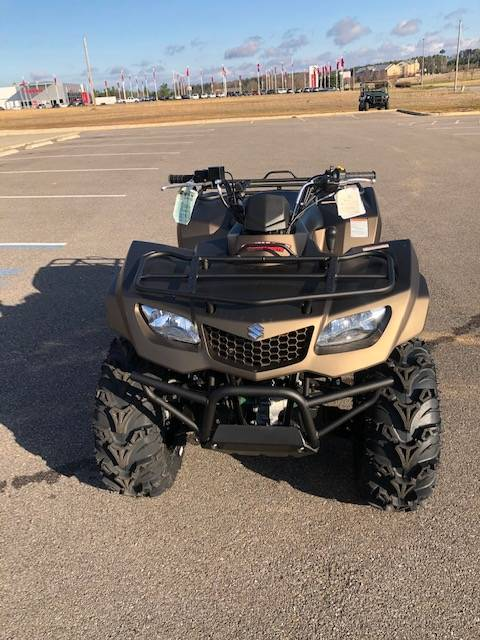 2020 Suzuki KingQuad 400ASi SE+ in Bessemer, Alabama - Photo 5