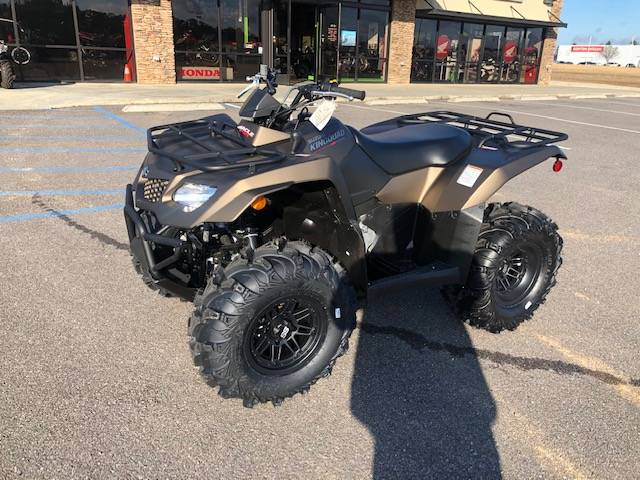 2020 Suzuki KingQuad 400ASi SE+ in Bessemer, Alabama - Photo 6