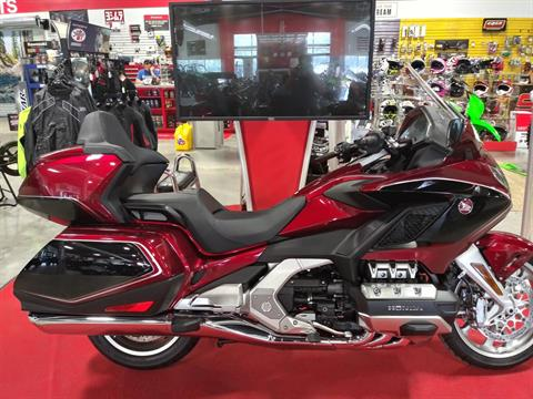 2020 Honda Gold Wing Tour in Bessemer, Alabama - Photo 2