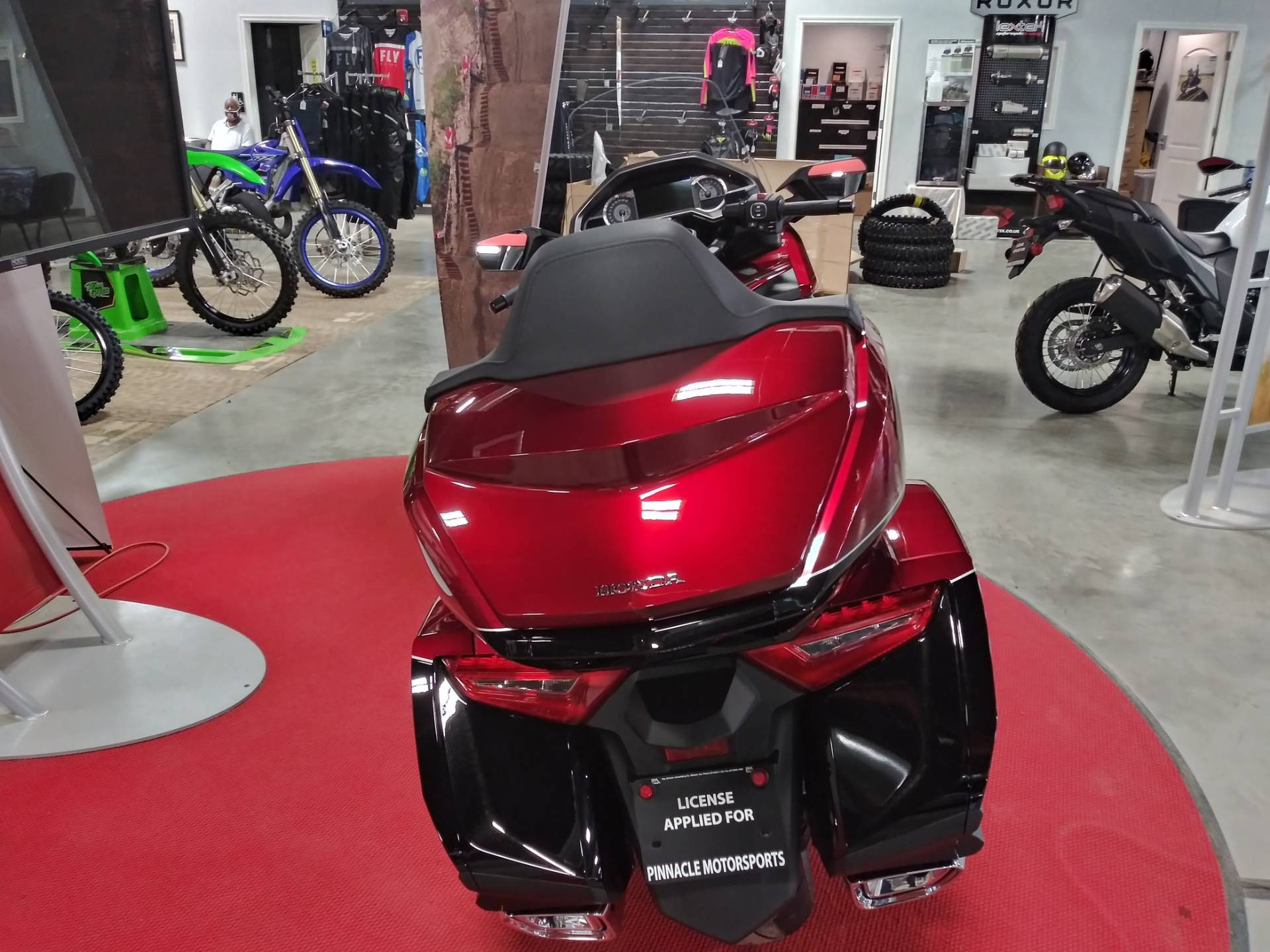 2020 Honda Gold Wing Tour in Bessemer, Alabama - Photo 3