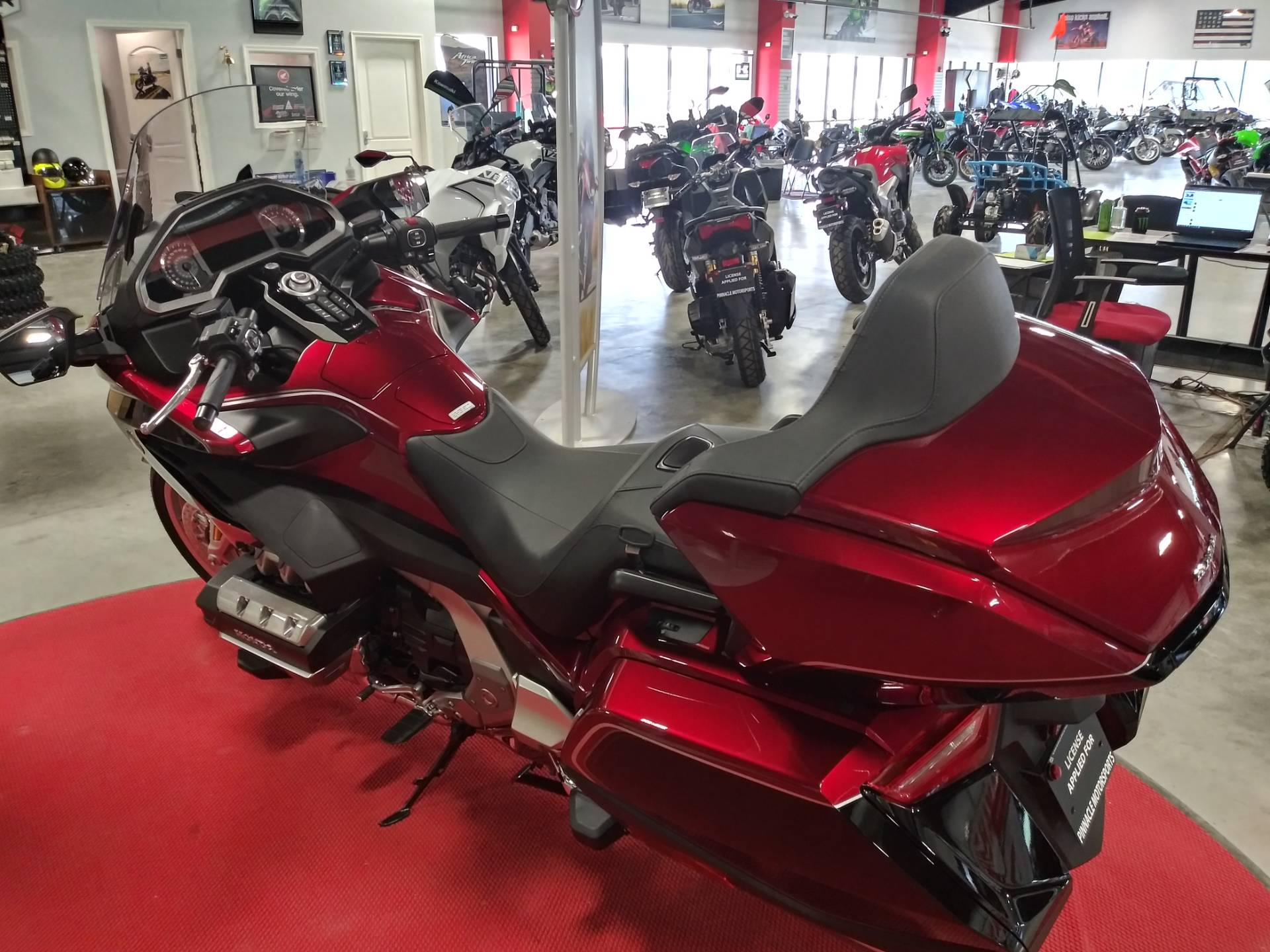 2020 Honda Gold Wing Tour in Bessemer, Alabama - Photo 4
