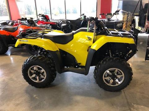 2018 Honda FourTrax Rancher 4x4 DCT IRS EPS in Bessemer, Alabama