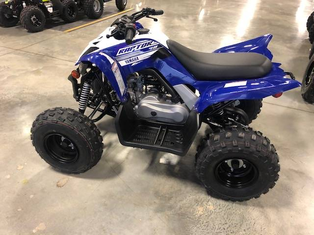 2020 Yamaha Raptor 90 in Bessemer, Alabama - Photo 2
