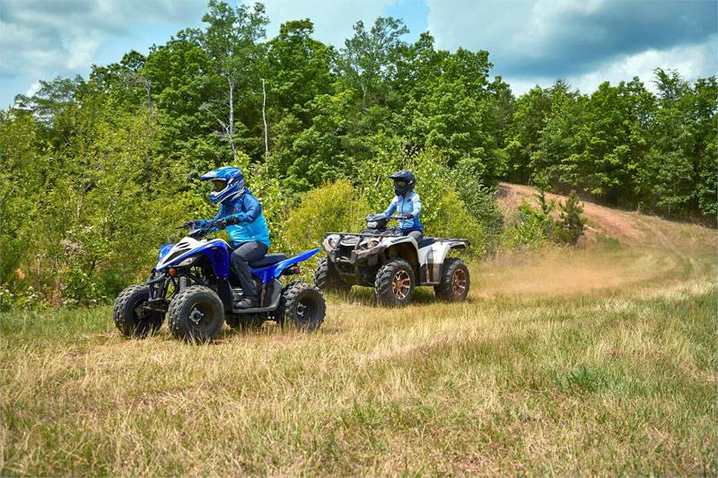 2020 Yamaha Raptor 90 in Bessemer, Alabama - Photo 8