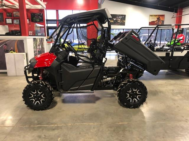 2021 Honda Pioneer 700 Deluxe in Bessemer, Alabama - Photo 4