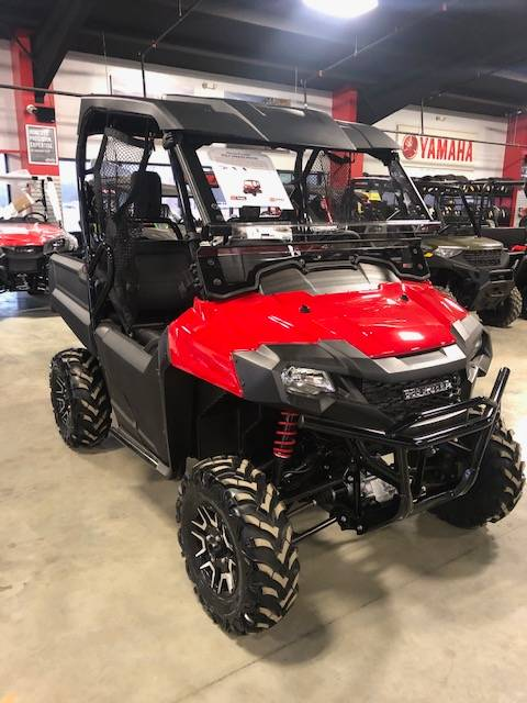 2021 Honda Pioneer 700 Deluxe in Bessemer, Alabama - Photo 3