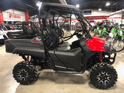 2021 Honda Pioneer 700 Deluxe in Bessemer, Alabama - Photo 2