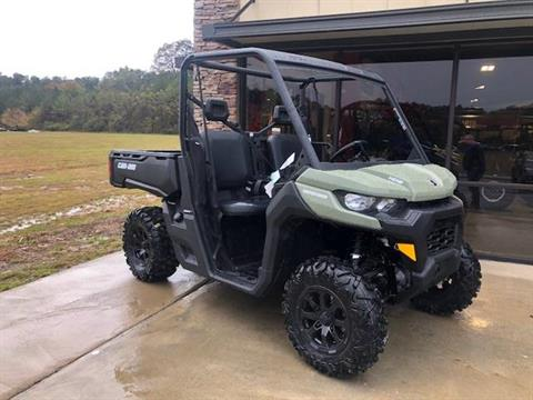 2021 Can-Am Defender DPS HD8 in Bessemer, Alabama - Photo 1