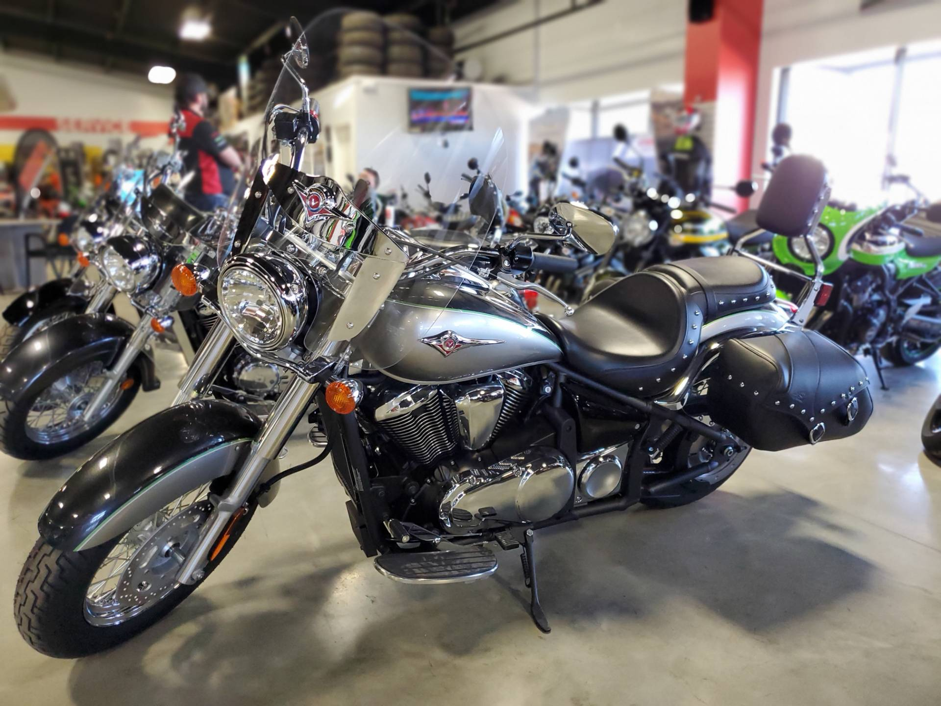 2020 Kawasaki Vulcan 900 Classic LT in Bessemer, Alabama - Photo 1