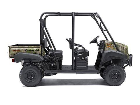 2019 Kawasaki Mule 4010 Trans4x4 Camo in Bessemer, Alabama - Photo 1