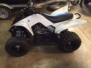 2012 Yamaha Raptor 90 for sale 24322