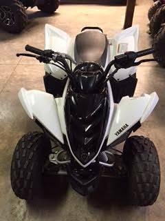 2012 Yamaha Raptor 90 2