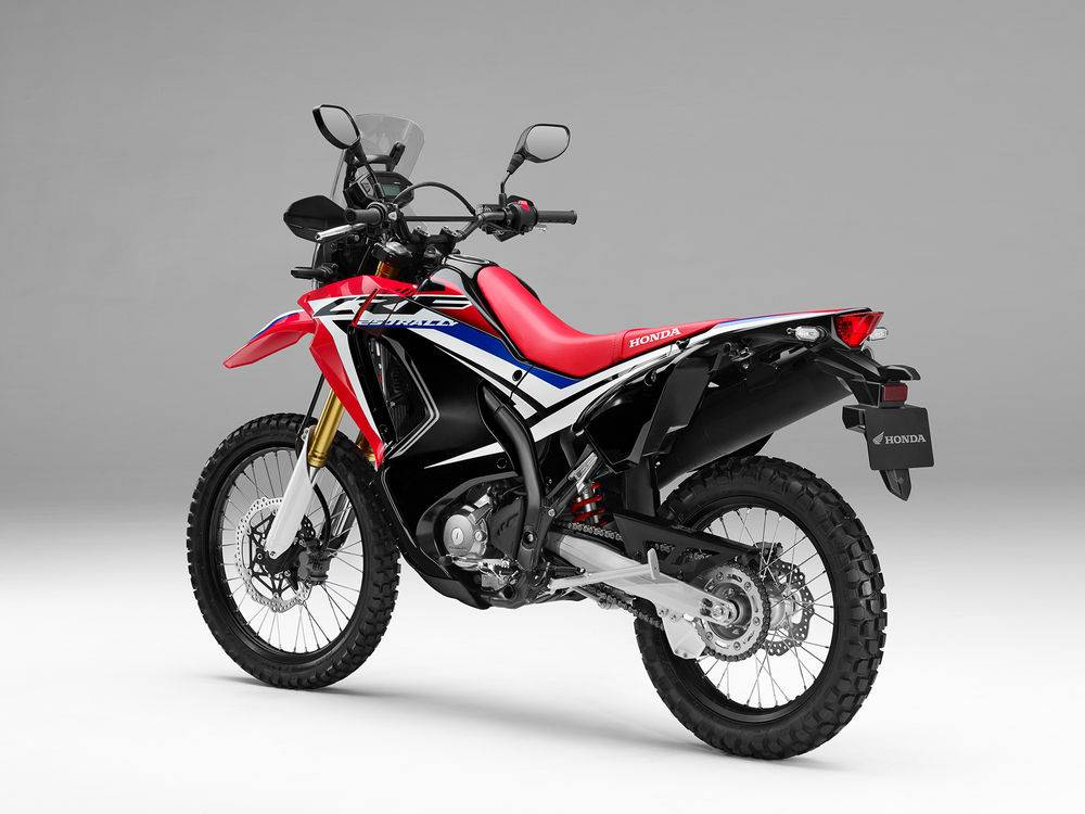 2019 Honda CRF250L Rally ABS in Bessemer, Alabama - Photo 2