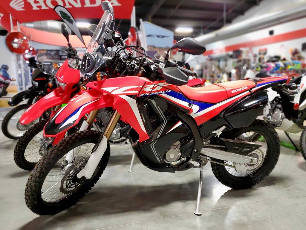 2019 Honda CRF250L Rally ABS in Bessemer, Alabama - Photo 1