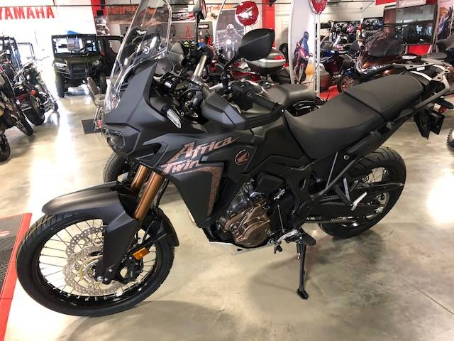 2018 Honda Africa Twin in Bessemer, Alabama - Photo 4