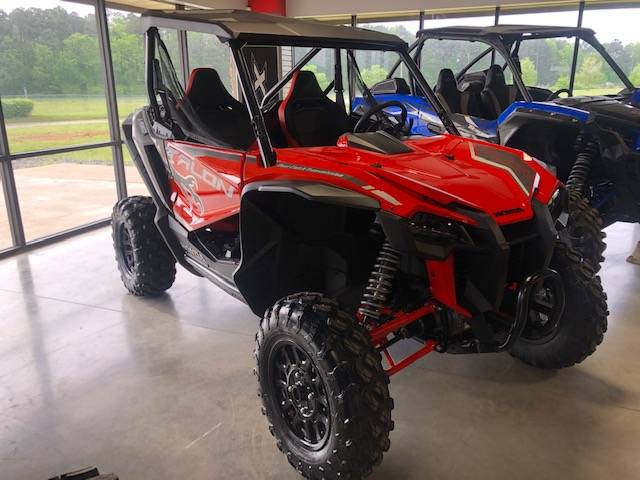 2021 Honda Talon 1000X in Bessemer, Alabama - Photo 2