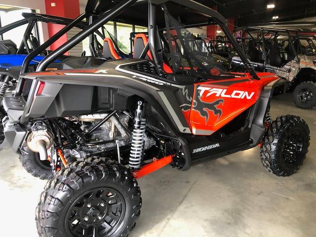 2021 Honda Talon 1000X in Bessemer, Alabama - Photo 10