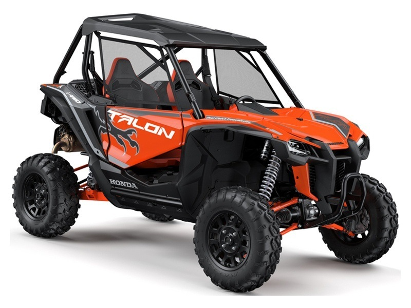 2021 Honda Talon 1000X in Bessemer, Alabama - Photo 12
