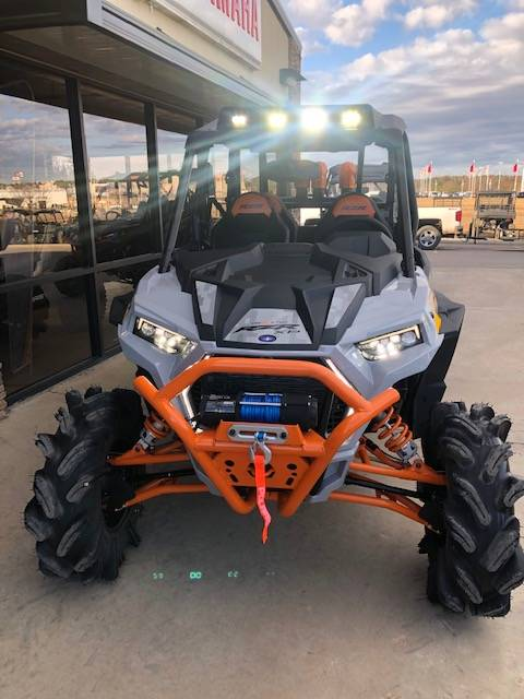 2021 Polaris RZR XP 4 1000 High Lifter in Bessemer, Alabama - Photo 9
