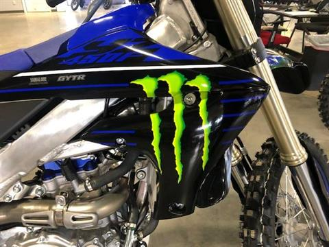 2021 Yamaha YZ450F Monster Energy Yamaha Racing Edition in Bessemer, Alabama - Photo 5