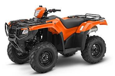 2018 Honda FourTrax Foreman Rubicon 4x4 EPS in Bessemer, Alabama - Photo 1