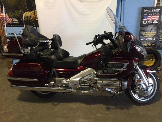 2006 Gold Wing Audio / Comfort / Navi