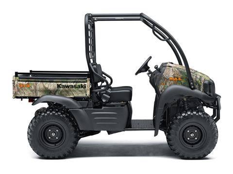 2019 Mule SX 4X4 XC Camo