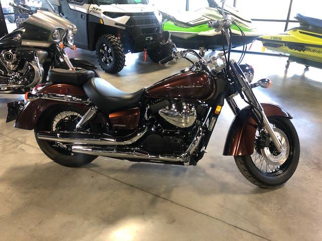 2018 Honda Shadow Aero 750 in Bessemer, Alabama - Photo 1