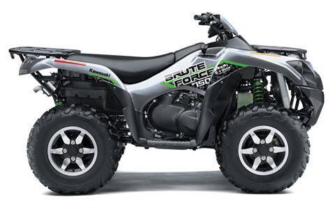 2019 Brute Force 750 4x4i EPS