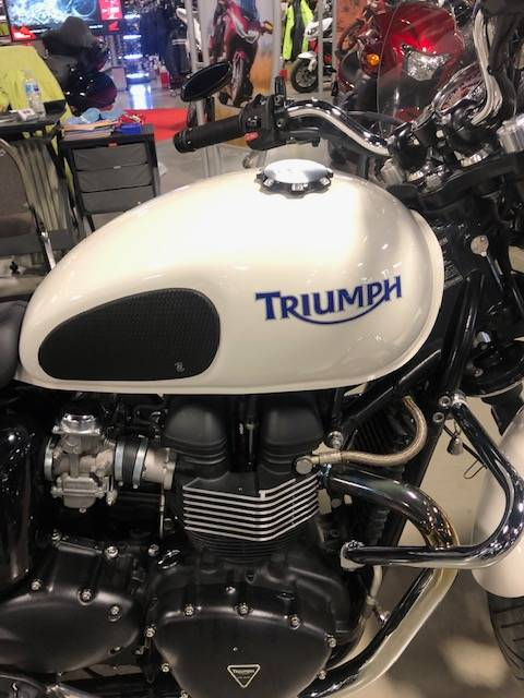 2010 Triumph Bonneville in Bessemer, Alabama - Photo 15