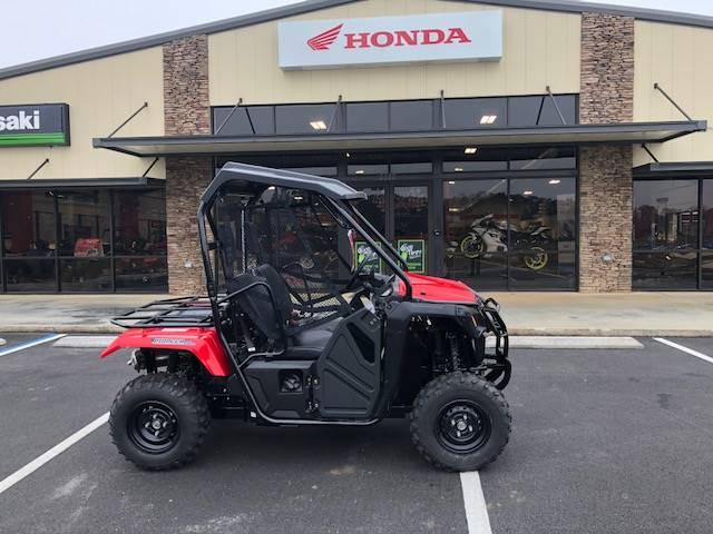 2018 Pioneer 500