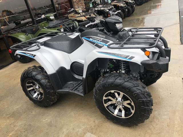 2020 Yamaha Kodiak 450 EPS SE in Bessemer, Alabama - Photo 5