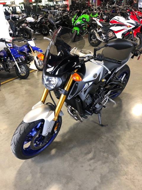 2015 Yamaha FZ-09 in Bessemer, Alabama