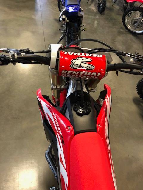 2021 Honda CRF250R in Bessemer, Alabama - Photo 5