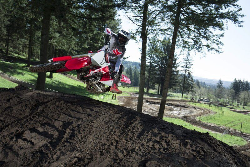 2021 Honda CRF250R in Bessemer, Alabama - Photo 10