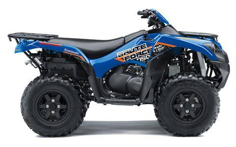 2019 Kawasaki Brute Force 750 4x4i EPS in Bessemer, Alabama - Photo 2