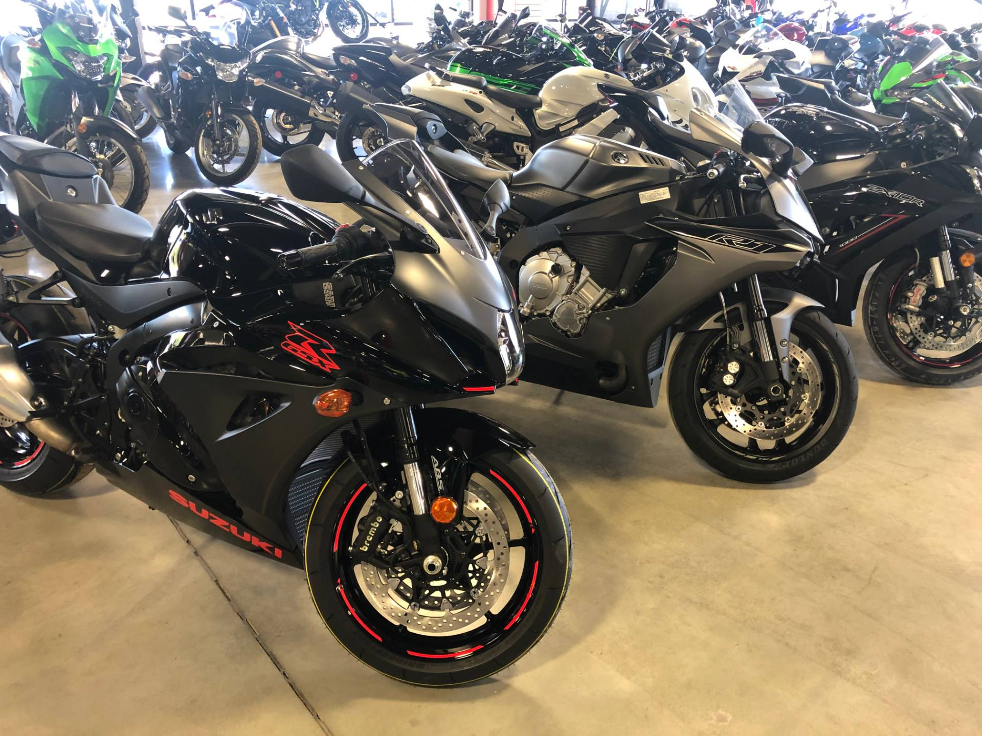 2020 Suzuki GSX-R1000 in Bessemer, Alabama - Photo 12