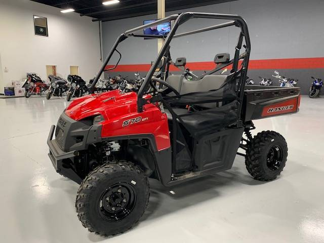 2021 Polaris Ranger 570 Full-Size in Bessemer, Alabama - Photo 1