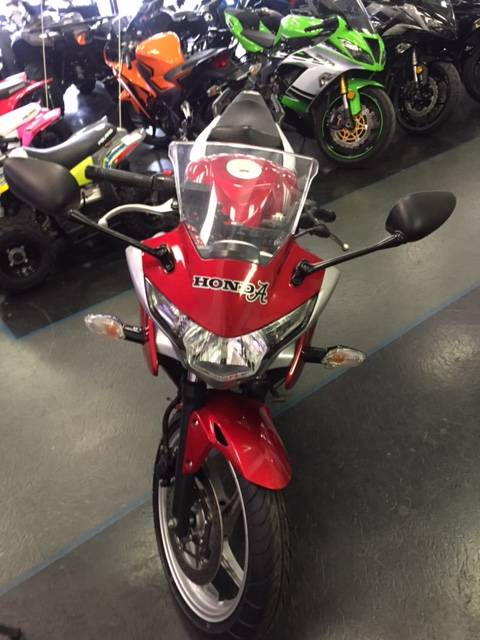 2012 Honda CBR®250R in Bessemer, Alabama