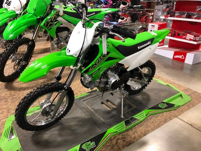 2021 Kawasaki KLX 110R L in Bessemer, Alabama - Photo 1