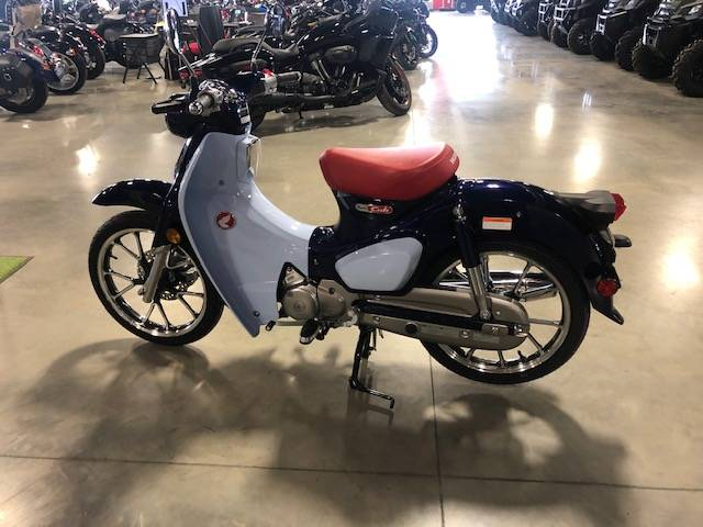 2019 Honda Super Cub C125 ABS in Bessemer, Alabama - Photo 4