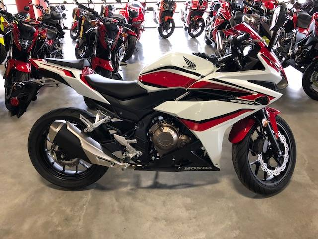 2018 Honda CBR500R in Bessemer, Alabama - Photo 1