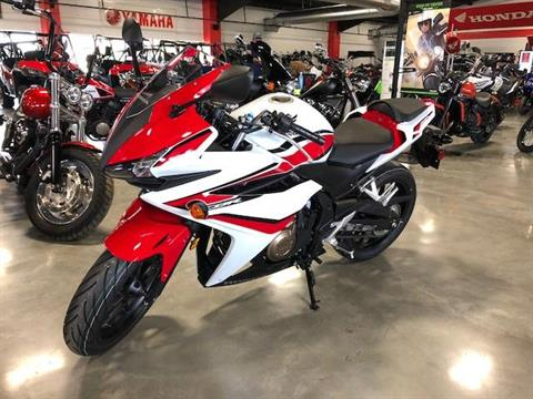2018 Honda CBR500R in Bessemer, Alabama - Photo 3