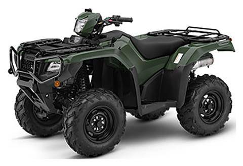 2019 Honda FourTrax Foreman Rubicon 4x4 Automatic DCT in Bessemer, Alabama - Photo 1