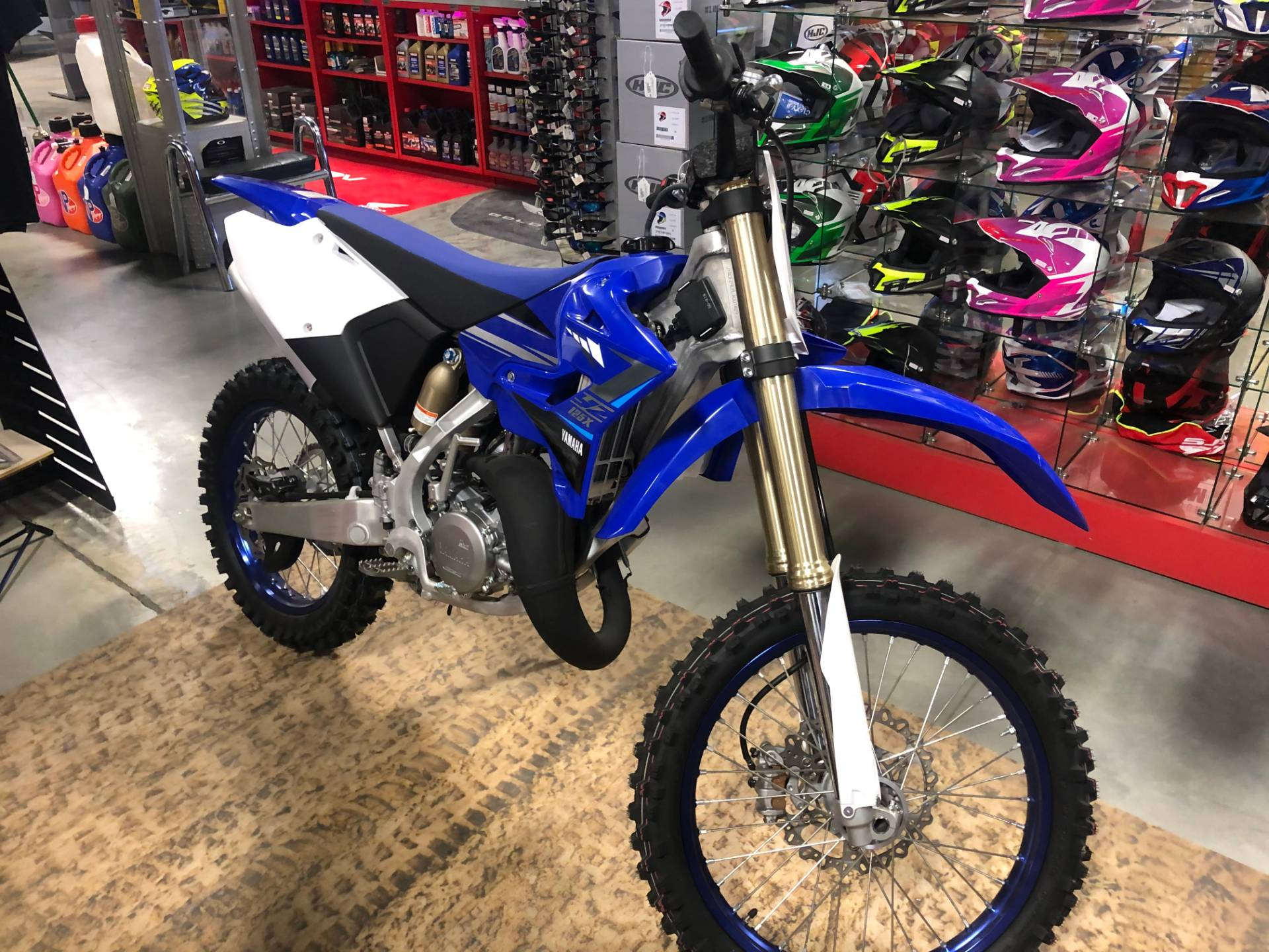 2020 Yamaha YZ125X in Bessemer, Alabama - Photo 1