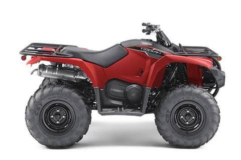 2019 Yamaha Kodiak 450 5