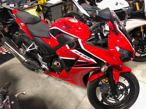 2017 Honda CBR300R ABS in Bessemer, Alabama - Photo 1