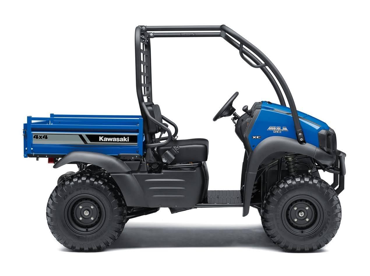 2018 Mule SX 4X4 XC