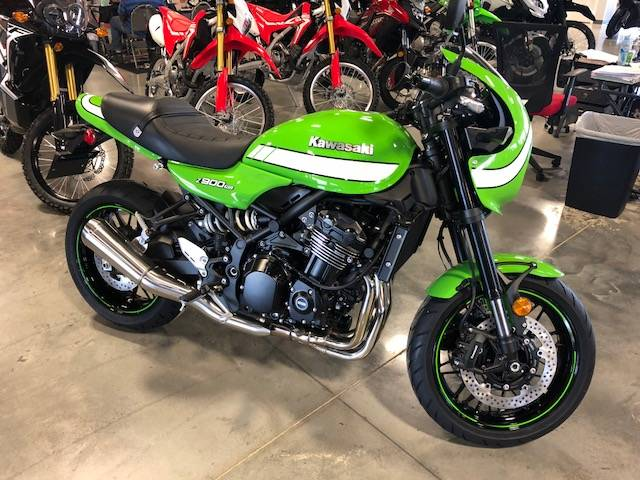 2018 Kawasaki Z900RS Cafe In Bessemer Alabama